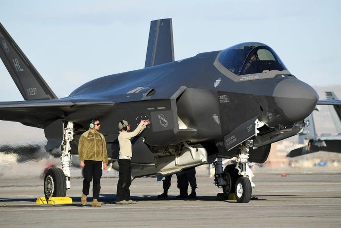 Co the thuc hien 700 nhiem vu khac nhau, F-35 duoc