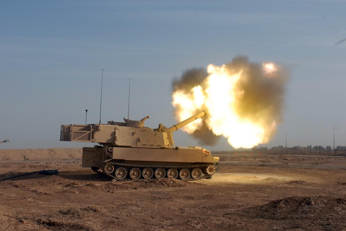 Dan moi giup sieu phao M109 Paladin ban duoc muc tieu xa hon 60km-Hinh-5