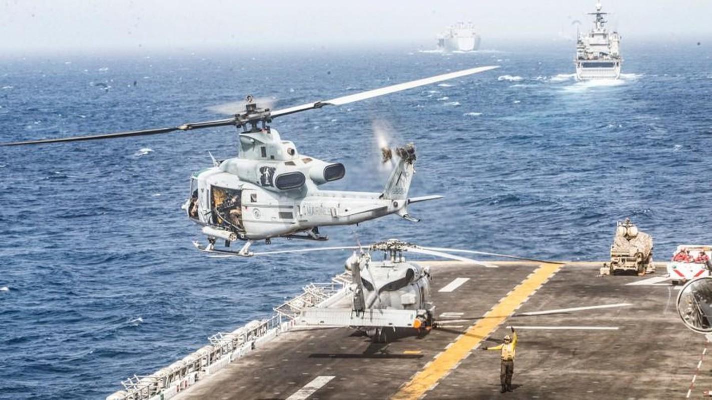 Tau do bo tan cong USS Boxer cua My co thuy thu duong tinh Covid-19-Hinh-7