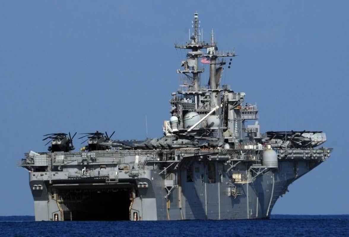 Tau do bo tan cong USS Boxer cua My co thuy thu duong tinh Covid-19-Hinh-9