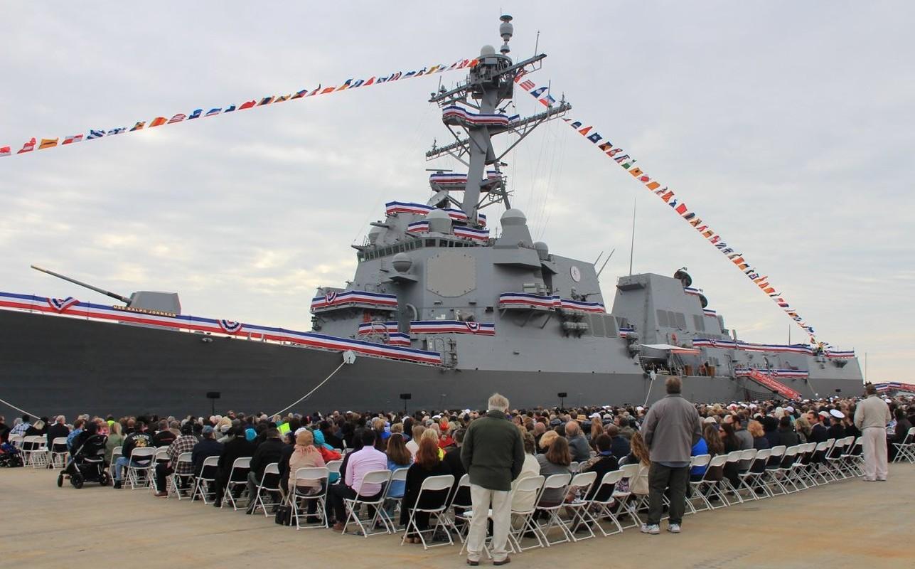 Thuy thu khu truc ham USS Ralph Johnson duong tinh Covid-19, Hai quan My gap kho-Hinh-9
