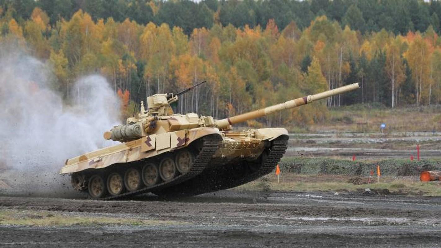 Vi tri truong xa - tai mat cua kip lai tang T-90S Viet Nam trach nhiem the nao?