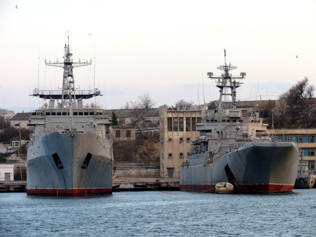 Xot xa dan tau chien Ukraine o Sevastopol: Bi