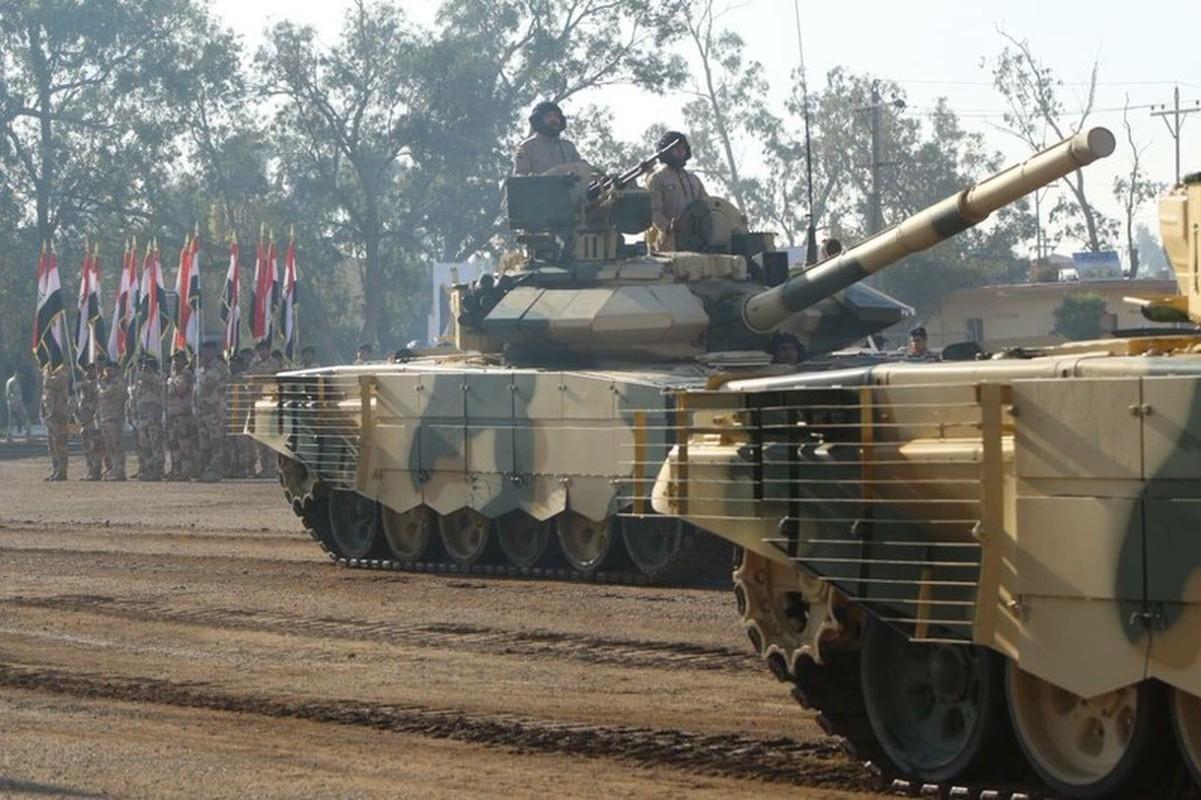 Phien ban T-90S/SK Iraq