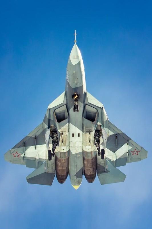Tiet lo bat ngo cua phi cong lai thu nghiem tiem kich tang hinh Su-57-Hinh-2
