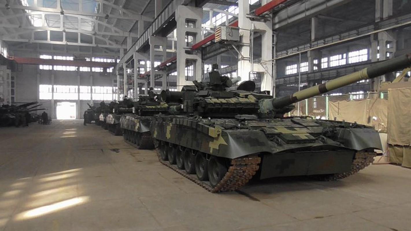 Viet Nam co co hoi tiep can voi xe tang T-64 nang cap tu Ukraine?
