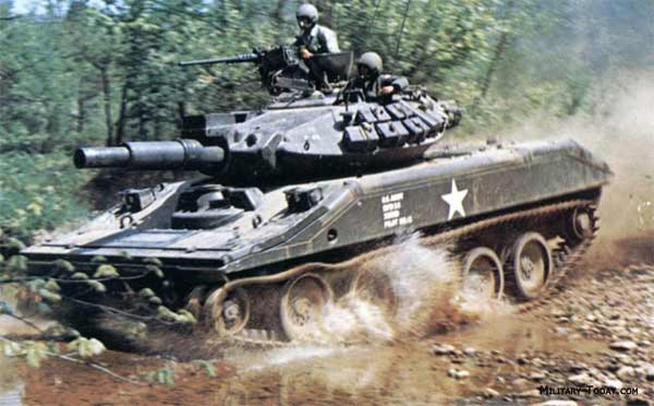 Tiec nuoi chiec xe tang nhay du doc nhat vo nhi cua My tu chien tranh Viet Nam-Hinh-8