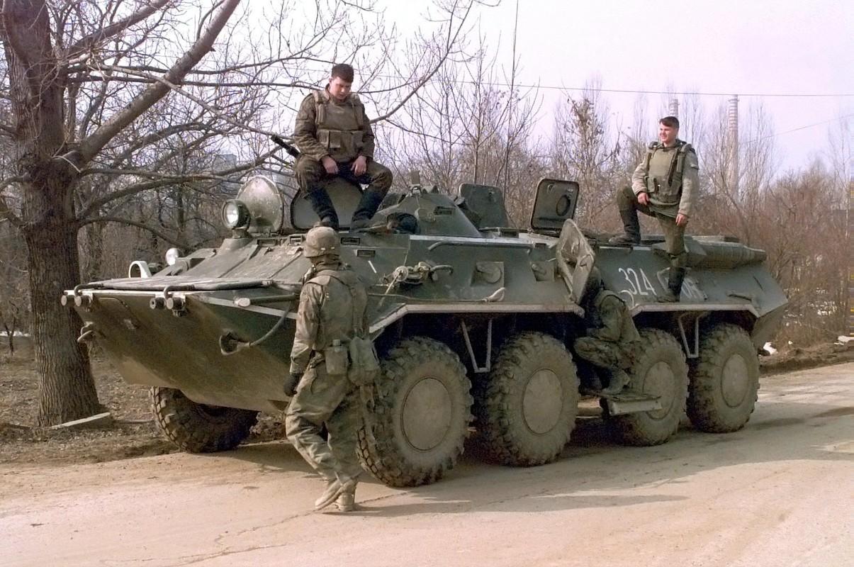 Viet Nam co co hoi so huu loat thiet giap BTR-80 sap