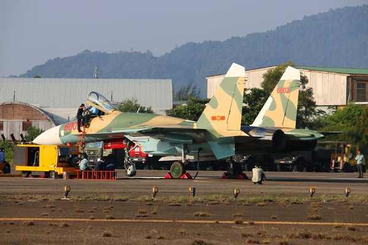 Vi sao Su-27 Viet Nam duoc nang cap o Belarus ma khong phai o Nga?-Hinh-7