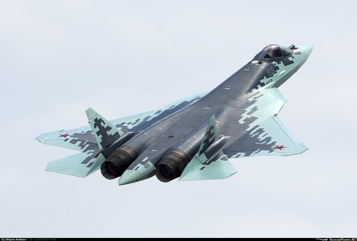 Nga tuyen bo tiem kich Su-57 co the duoc trang bi… dong co dien-Hinh-2