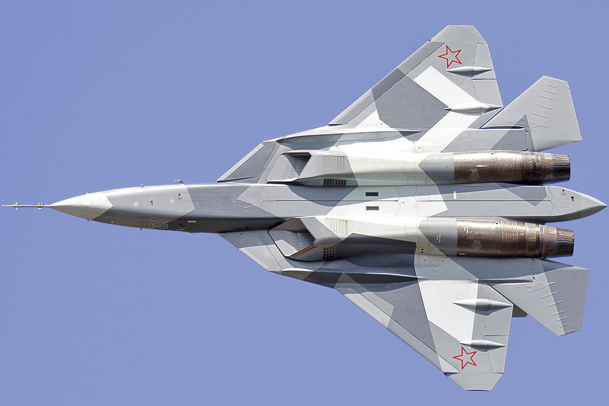 Nga tuyen bo tiem kich Su-57 co the duoc trang bi… dong co dien-Hinh-5