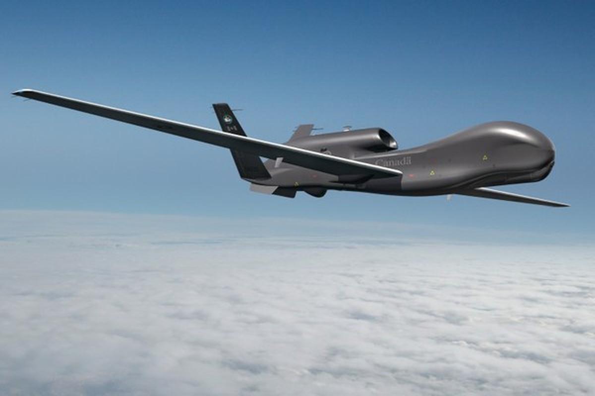 Han Quoc nhan sieu UAV do tham RQ-4 Global Hawk tu My-Hinh-8
