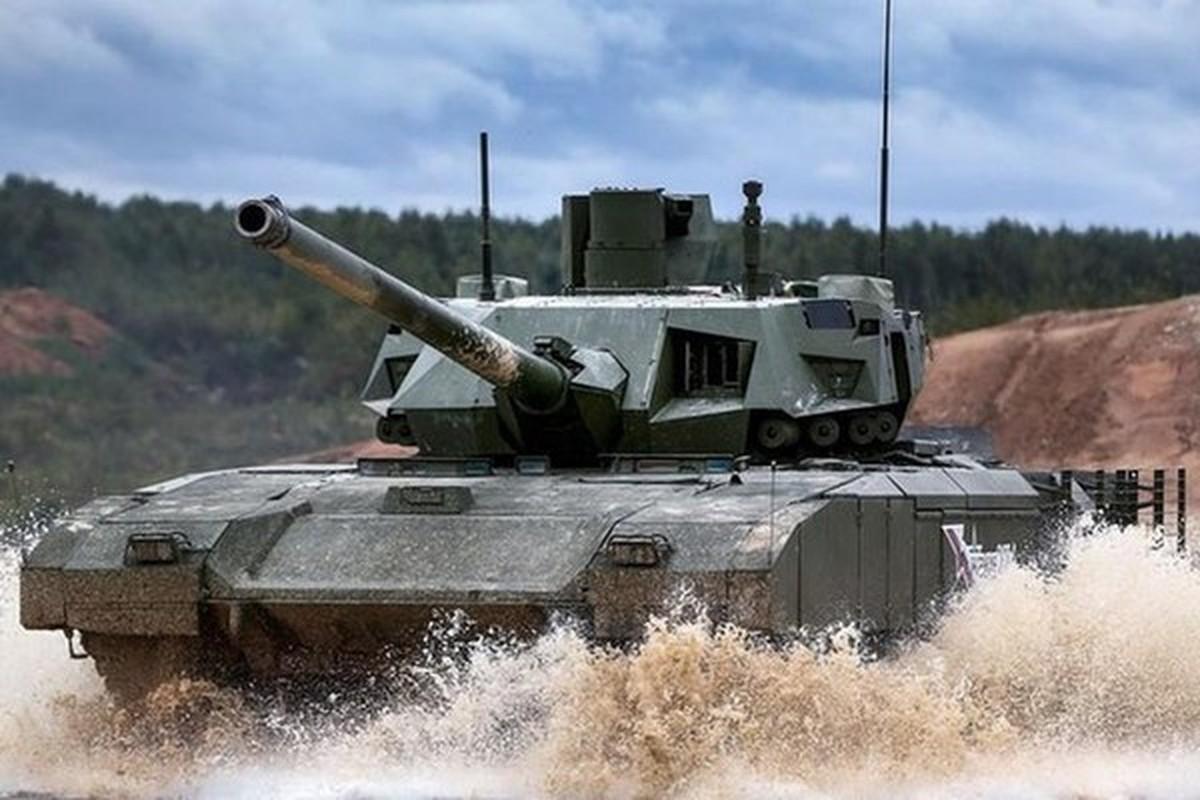 Xe tang T-14 Armata