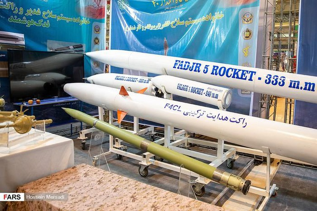 Choang: Iran thu nghiem ten lua dan dao tha tu