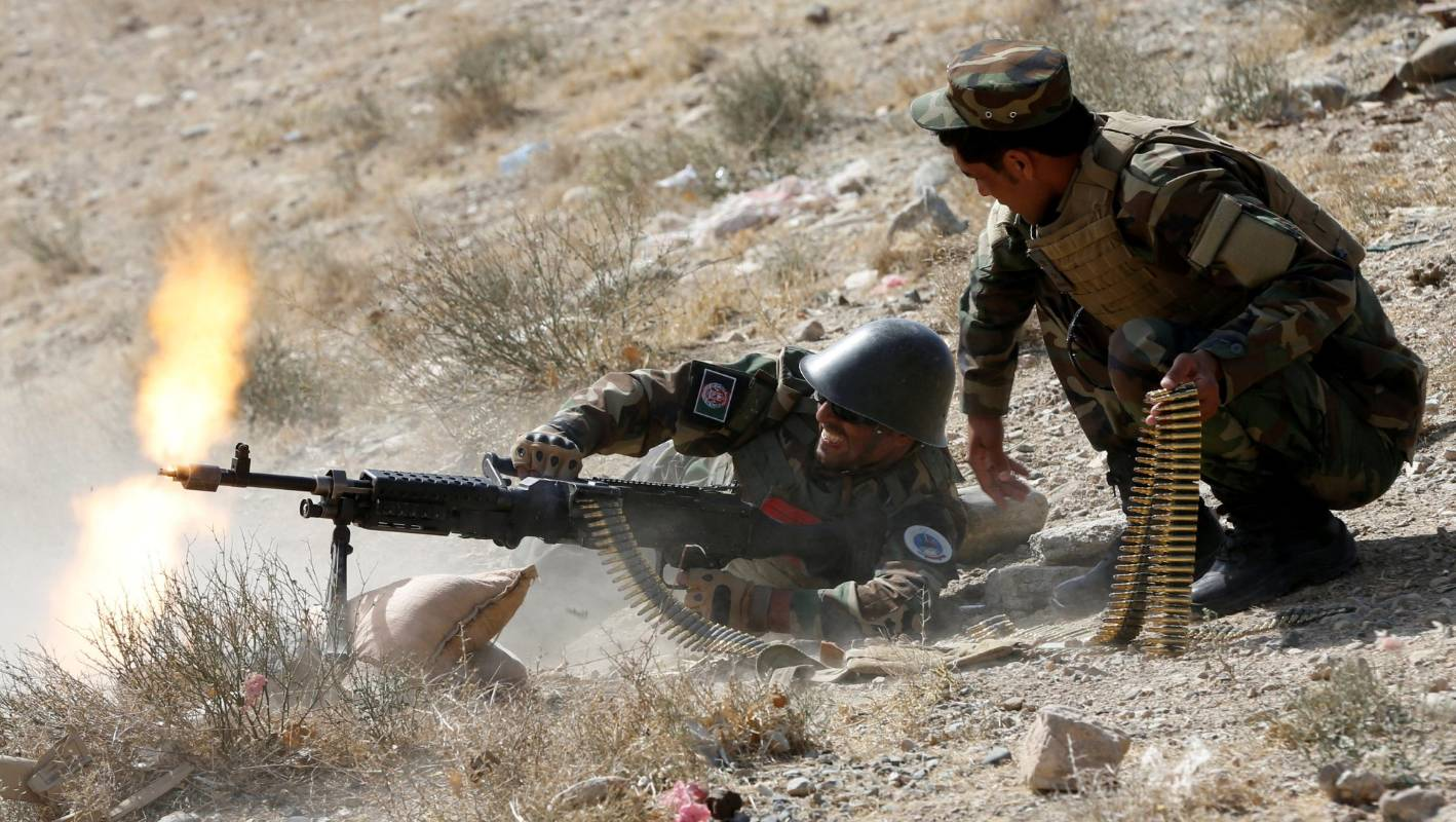 Sau man tan cong bat ngo tu Taliban, Afghanistan bat dau phan cong-Hinh-6