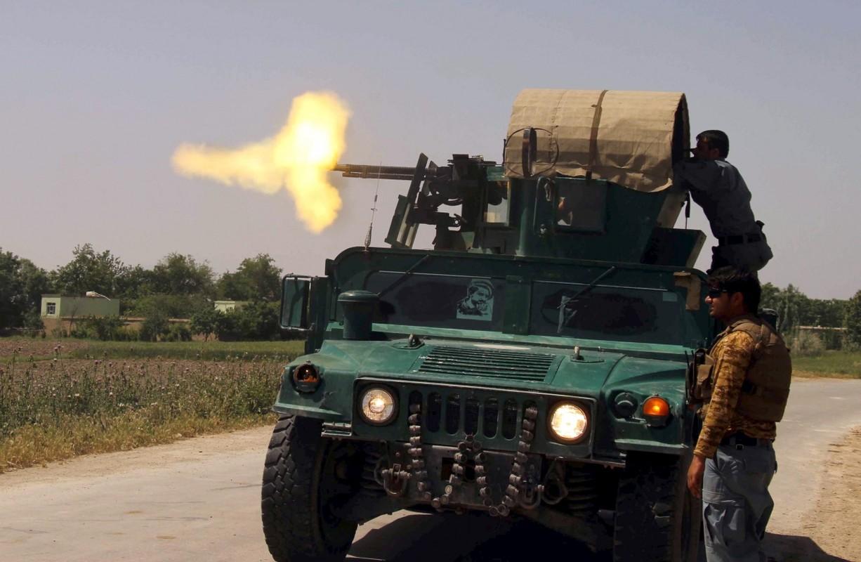 Sau man tan cong bat ngo tu Taliban, Afghanistan bat dau phan cong