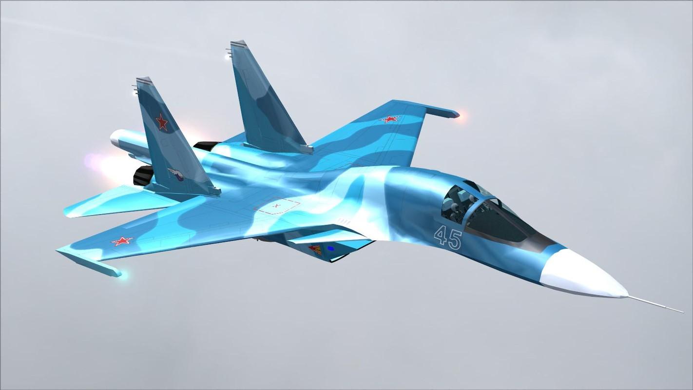 Doi mua khan cap Su-34 cua Nga, Trung Quoc dang toan tinh dieu gi?-Hinh-7