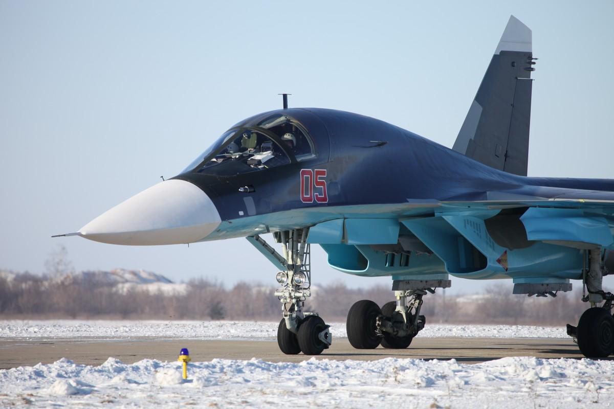 Doi mua khan cap Su-34 cua Nga, Trung Quoc dang toan tinh dieu gi?