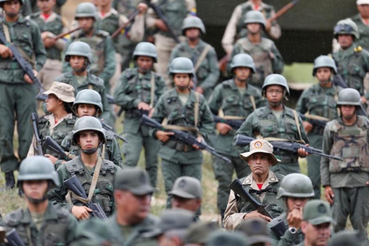 Venezuela pho dien suc manh quan su sau de doa cua My-Hinh-4