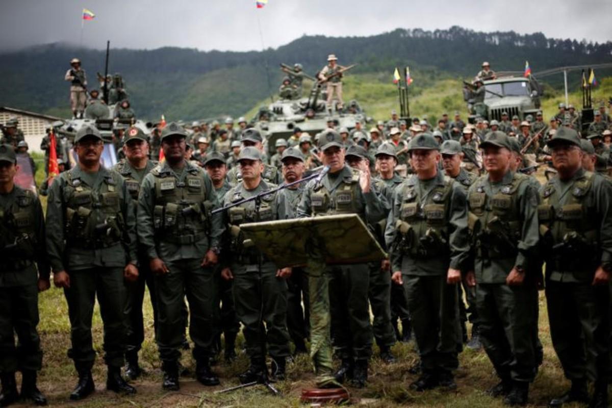 Venezuela pho dien suc manh quan su sau de doa cua My-Hinh-9