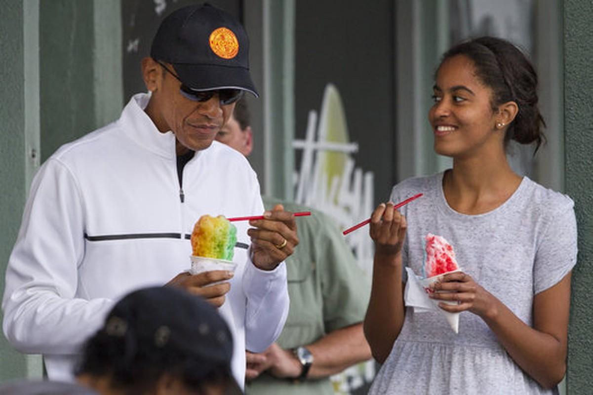 Ngám tỏng thóng Mỹ Obama trong vai trò làm cha tuyẹt vòi-Hinh-3