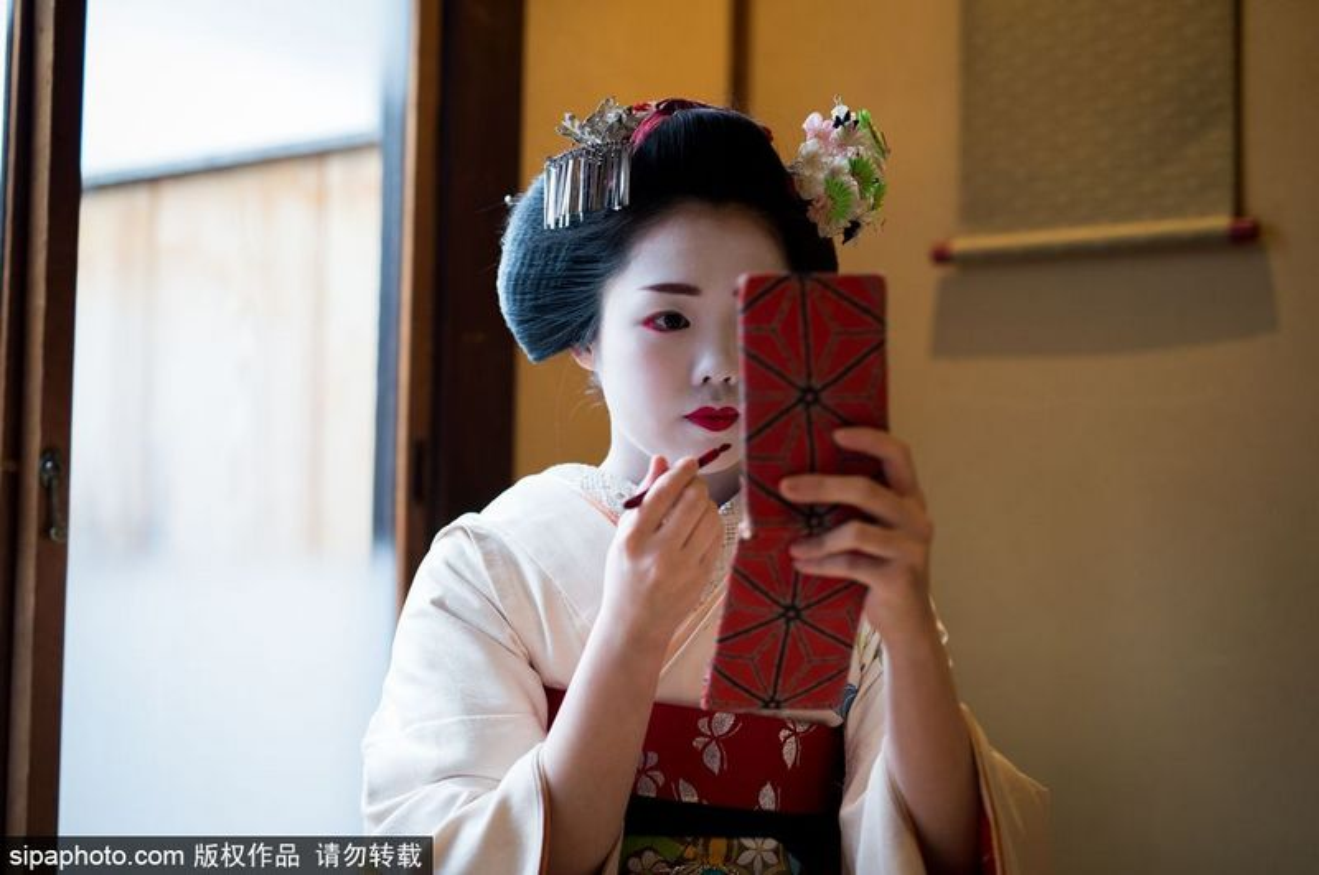 Ven man bi an hanh trinh kho luyen thanh Geisha-Hinh-11