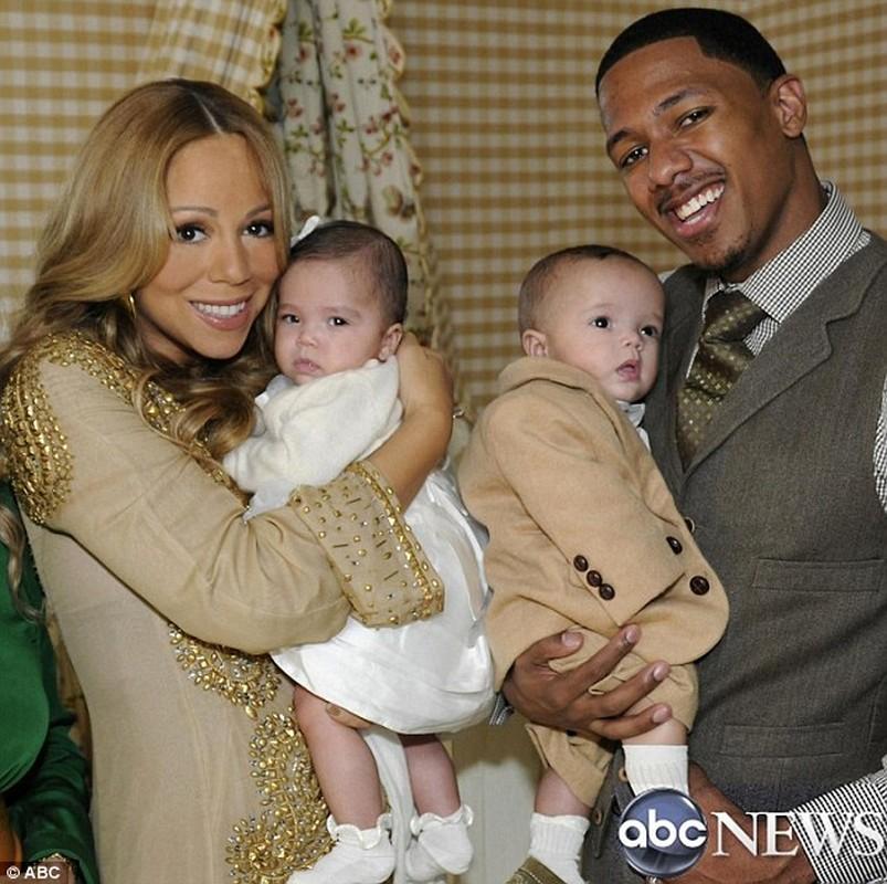 Phat hoang xem Mariah Carey vung tien mua hang hieu
