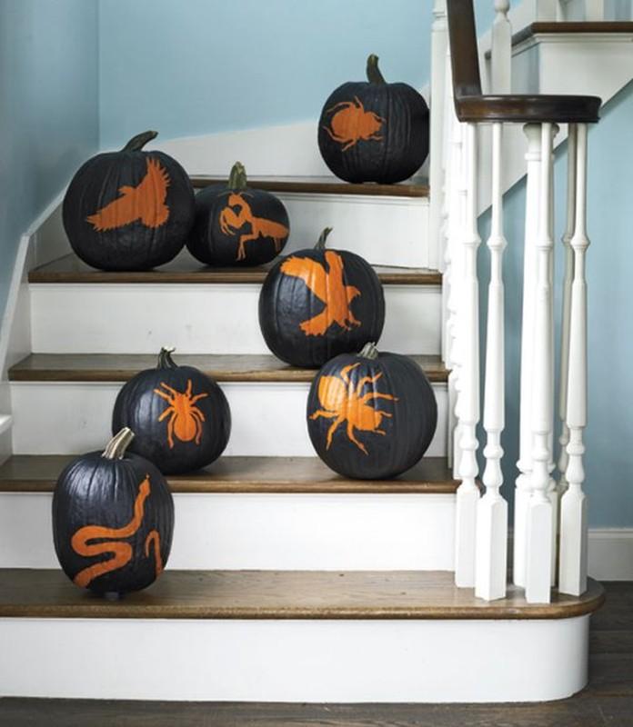 Trang tri nha bang bi ngo doc dao mua Halloween-Hinh-11