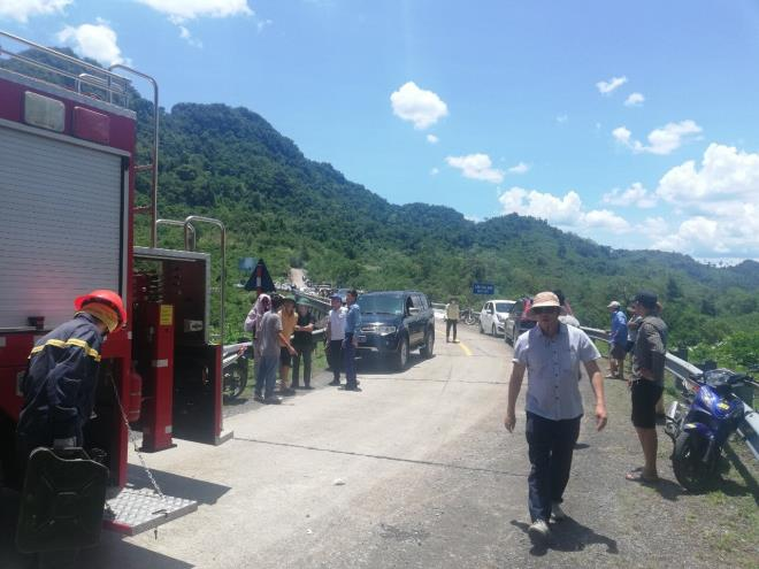 Tin nong ngay 26/7: BCA chi dao khan vu xe du lich lao vuc Quang Binh