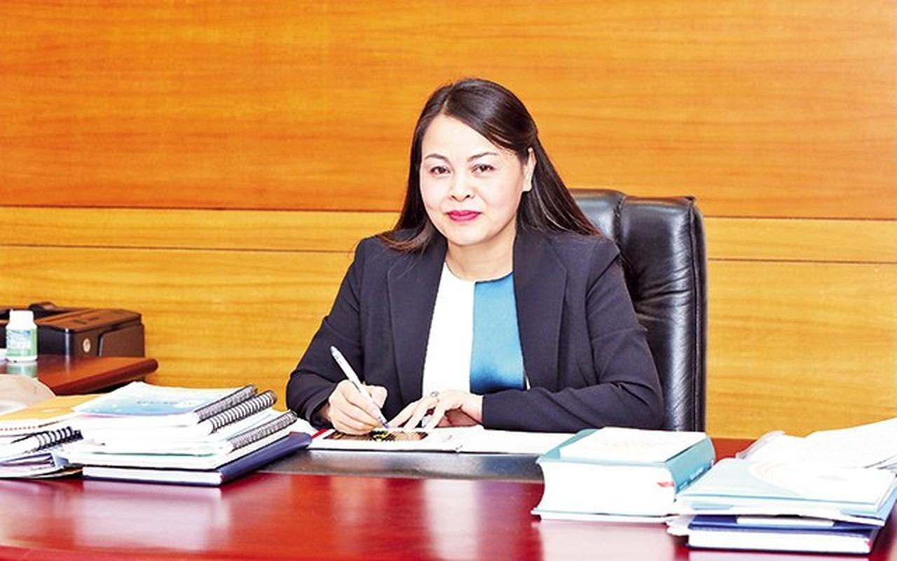 Khong chi tan Bi thu Quang Ngai, VN co nhieu quan nu duoc bo nhiem-Hinh-10