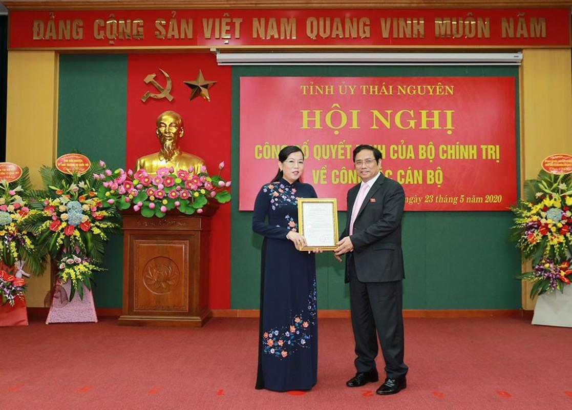 Khong chi tan Bi thu Quang Ngai, VN co nhieu quan nu duoc bo nhiem-Hinh-6