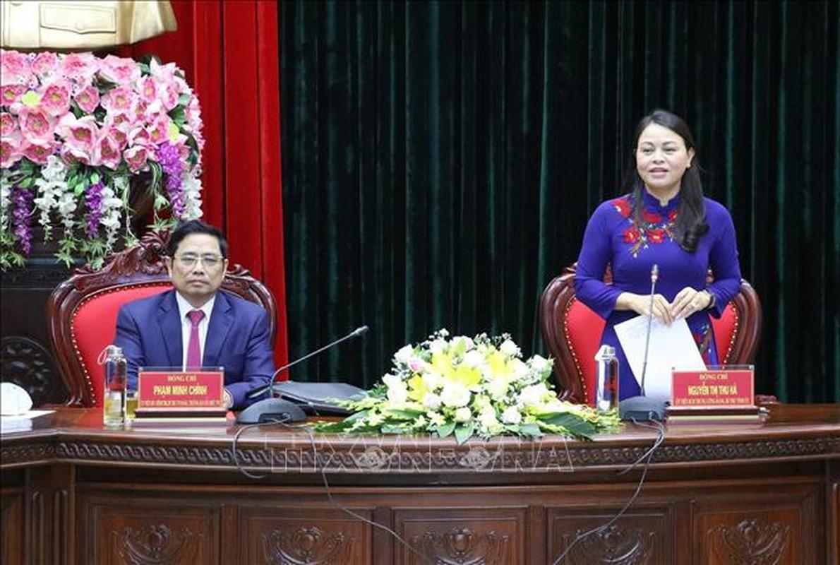 Khong chi tan Bi thu Quang Ngai, VN co nhieu quan nu duoc bo nhiem-Hinh-9
