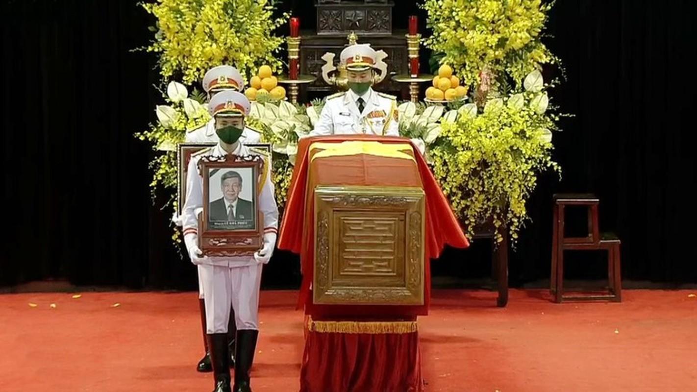 Nhung hinh anh xuc dong trong le truy dieu nguyen Tong Bi thu Le Kha Phieu-Hinh-10