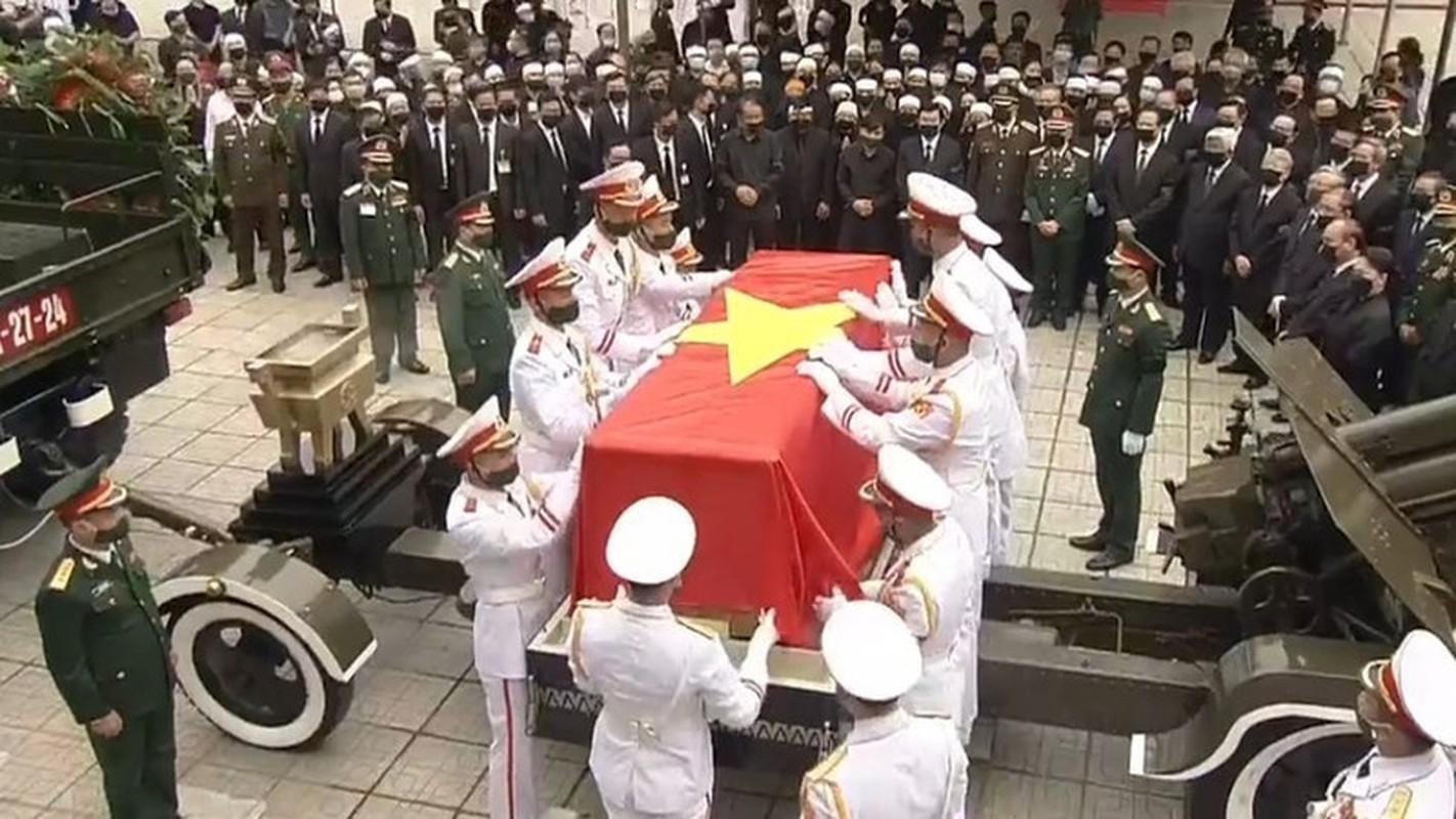 Nhung hinh anh xuc dong trong le truy dieu nguyen Tong Bi thu Le Kha Phieu-Hinh-12