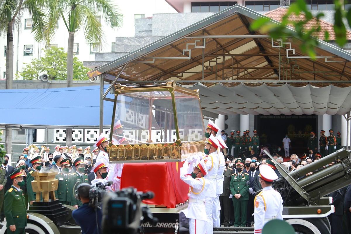 Nhung hinh anh xuc dong trong le truy dieu nguyen Tong Bi thu Le Kha Phieu-Hinh-13