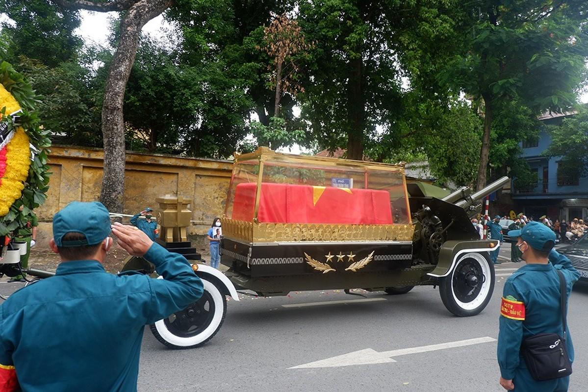 Nhung hinh anh xuc dong trong le truy dieu nguyen Tong Bi thu Le Kha Phieu-Hinh-16