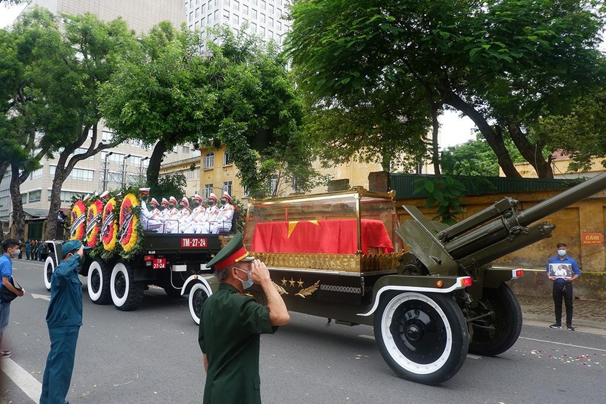 Nhung hinh anh xuc dong trong le truy dieu nguyen Tong Bi thu Le Kha Phieu-Hinh-17