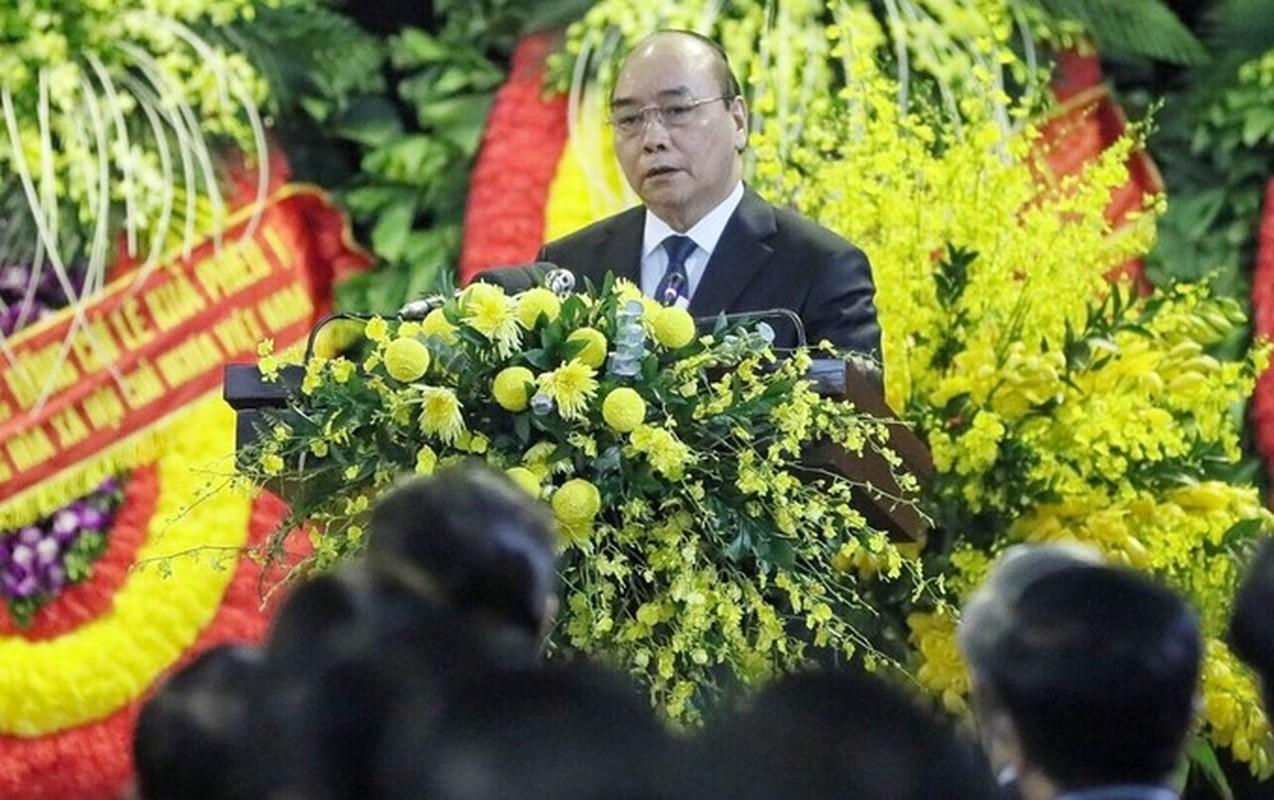 Nhung hinh anh xuc dong trong le truy dieu nguyen Tong Bi thu Le Kha Phieu-Hinh-5