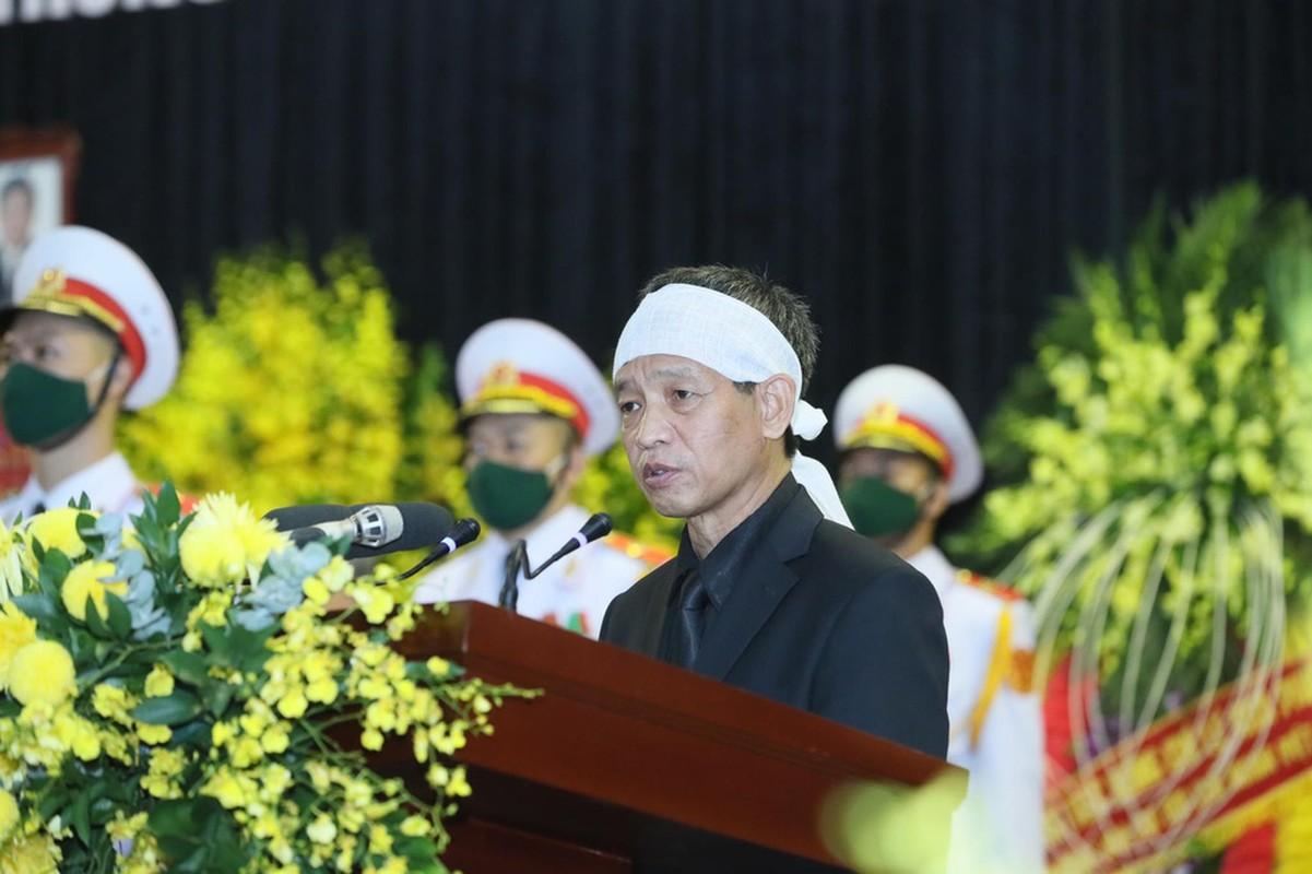 Nhung hinh anh xuc dong trong le truy dieu nguyen Tong Bi thu Le Kha Phieu-Hinh-6