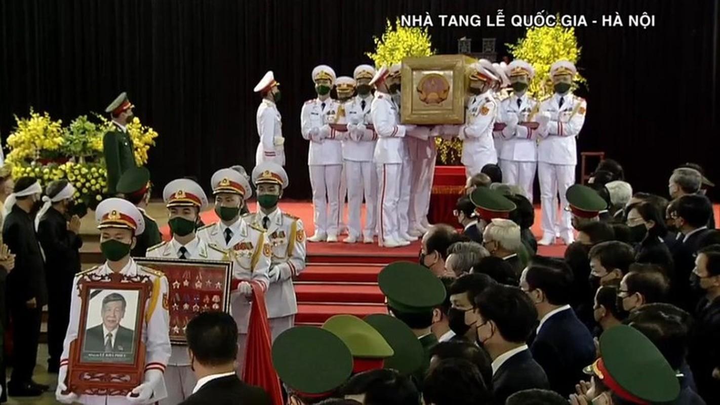 Nhung hinh anh xuc dong trong le truy dieu nguyen Tong Bi thu Le Kha Phieu-Hinh-9