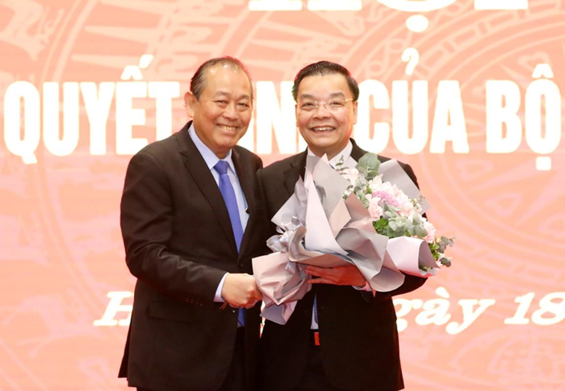 Tan Pho Bi thu Ha Noi Chu Ngoc Anh noi ve phuong huong phat trien Thu do-Hinh-3