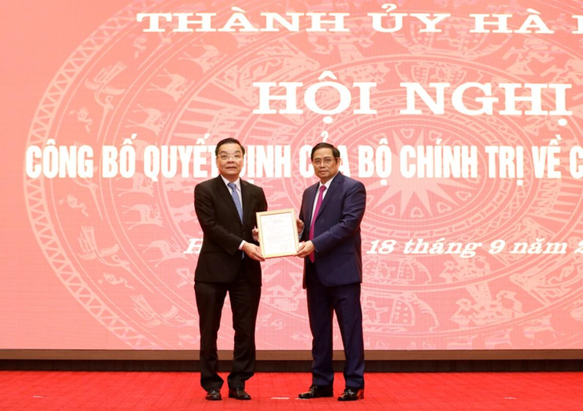 Tan Pho Bi thu Ha Noi Chu Ngoc Anh noi ve phuong huong phat trien Thu do-Hinh-4
