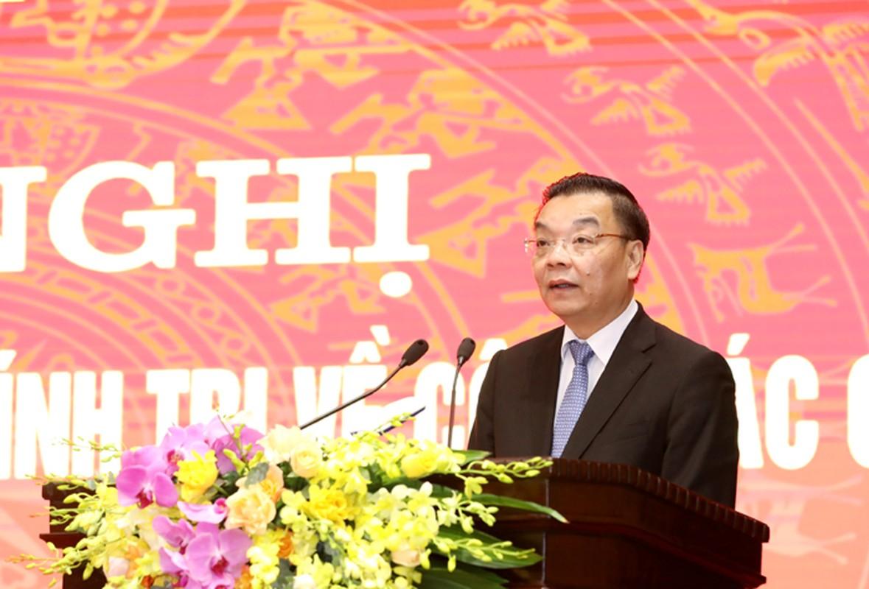 Tan Pho Bi thu Ha Noi Chu Ngoc Anh noi ve phuong huong phat trien Thu do-Hinh-6