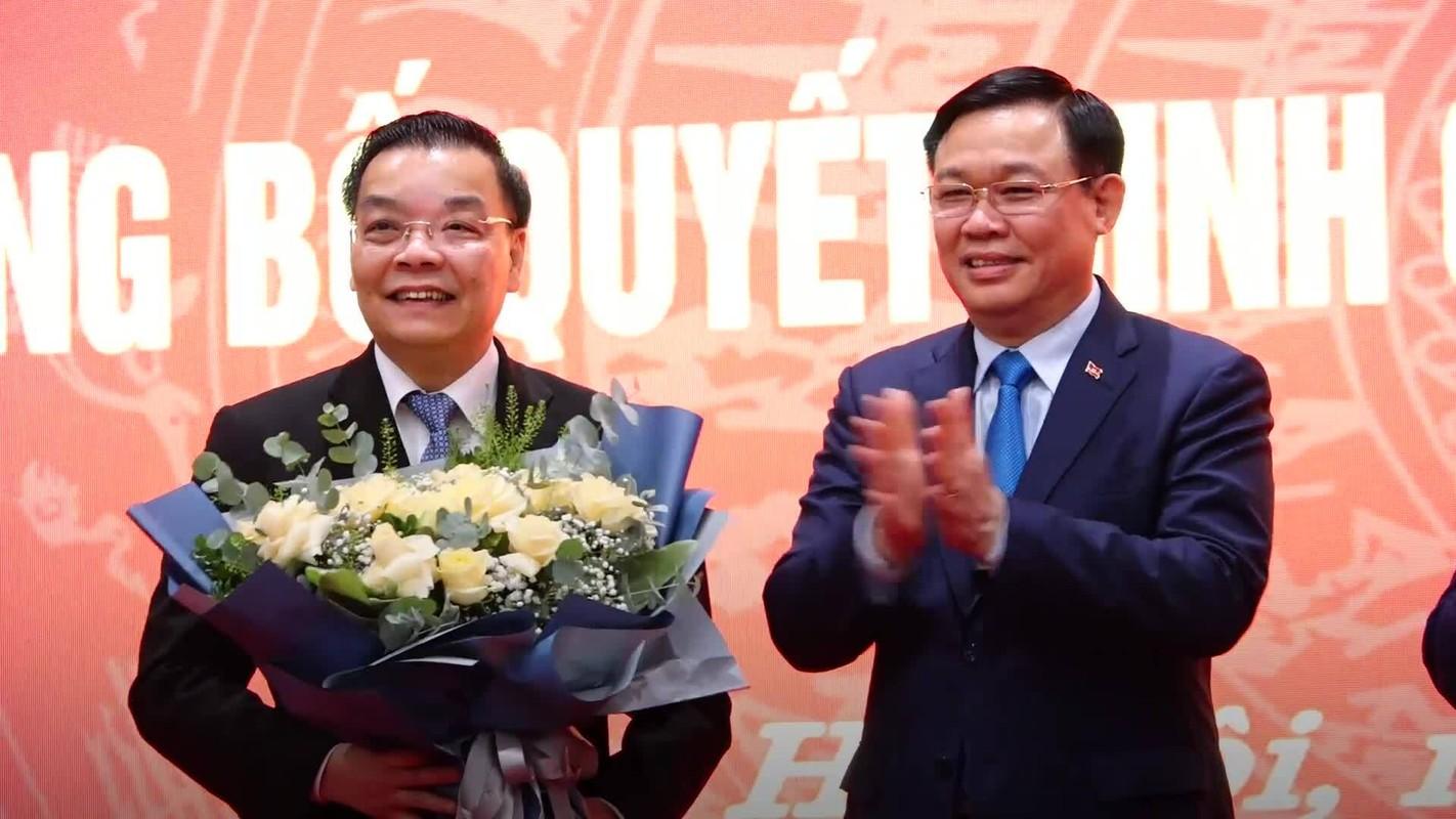 Tan Pho Bi thu Ha Noi Chu Ngoc Anh noi ve phuong huong phat trien Thu do-Hinh-7