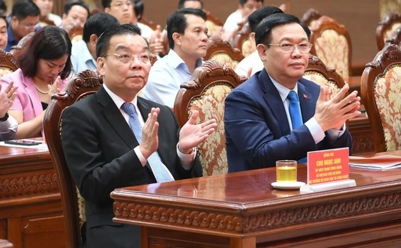 Tan Pho Bi thu Ha Noi Chu Ngoc Anh noi ve phuong huong phat trien Thu do-Hinh-8