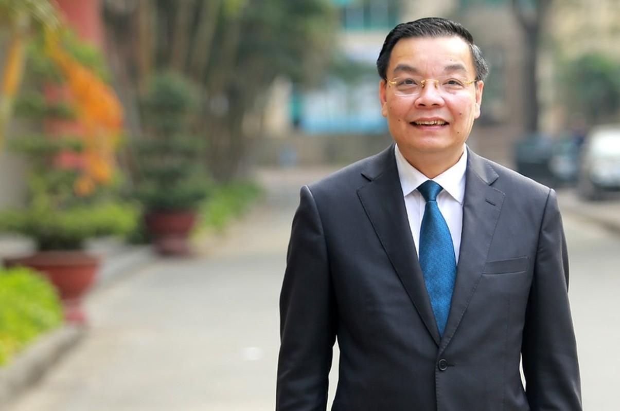 Tan Pho Bi thu Ha Noi Chu Ngoc Anh noi ve phuong huong phat trien Thu do-Hinh-9