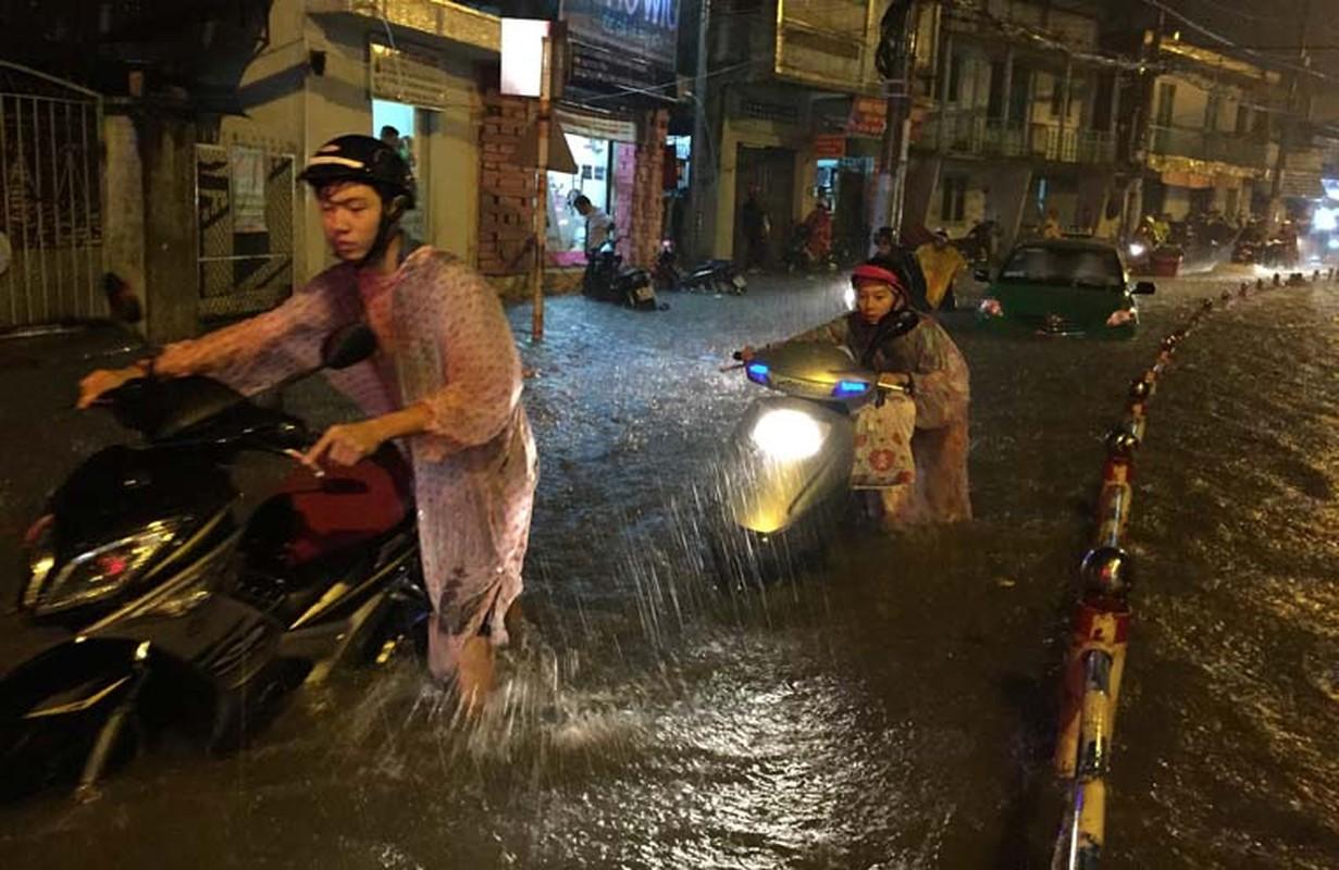 Dan Sai Gon khon don vi ket xe, ngap lut trong mua lon-Hinh-6
