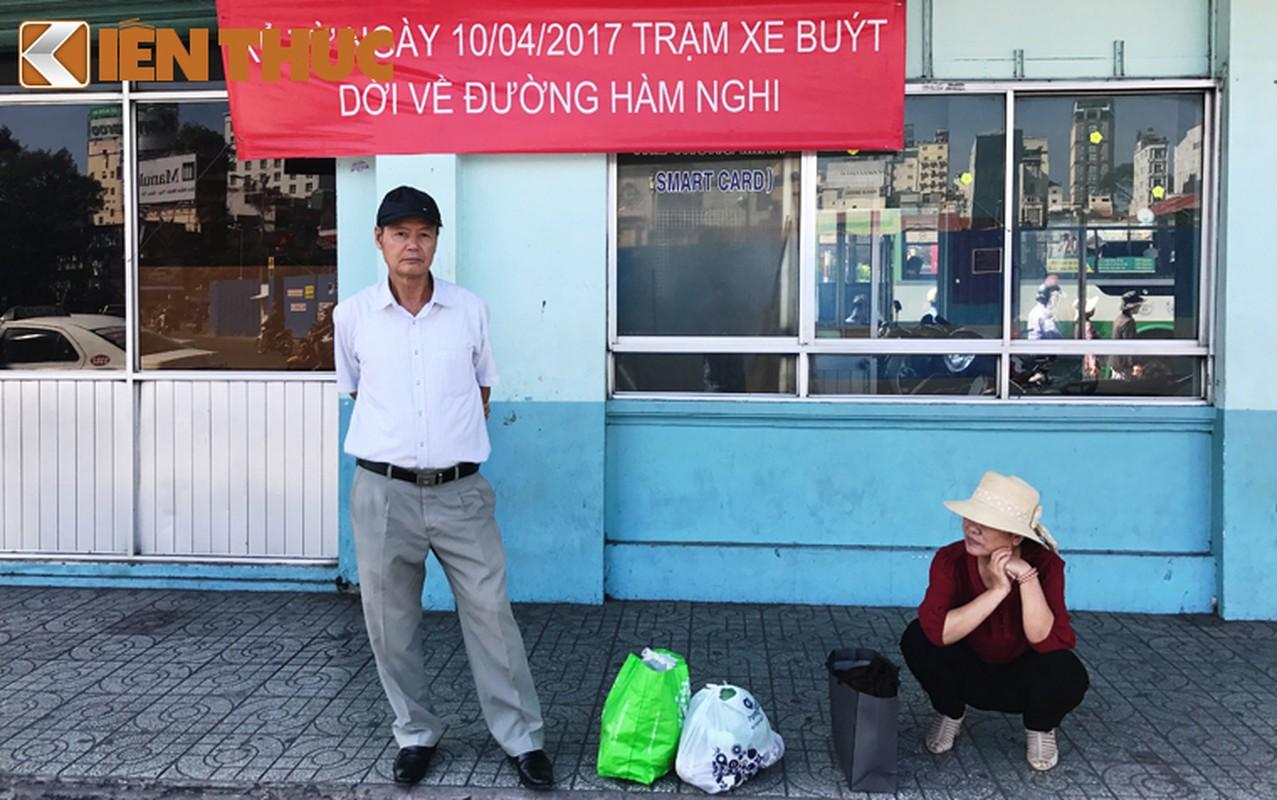 Anh: Ngay cuoi cung o tram xe buyt lon nhat Sai Gon-Hinh-10