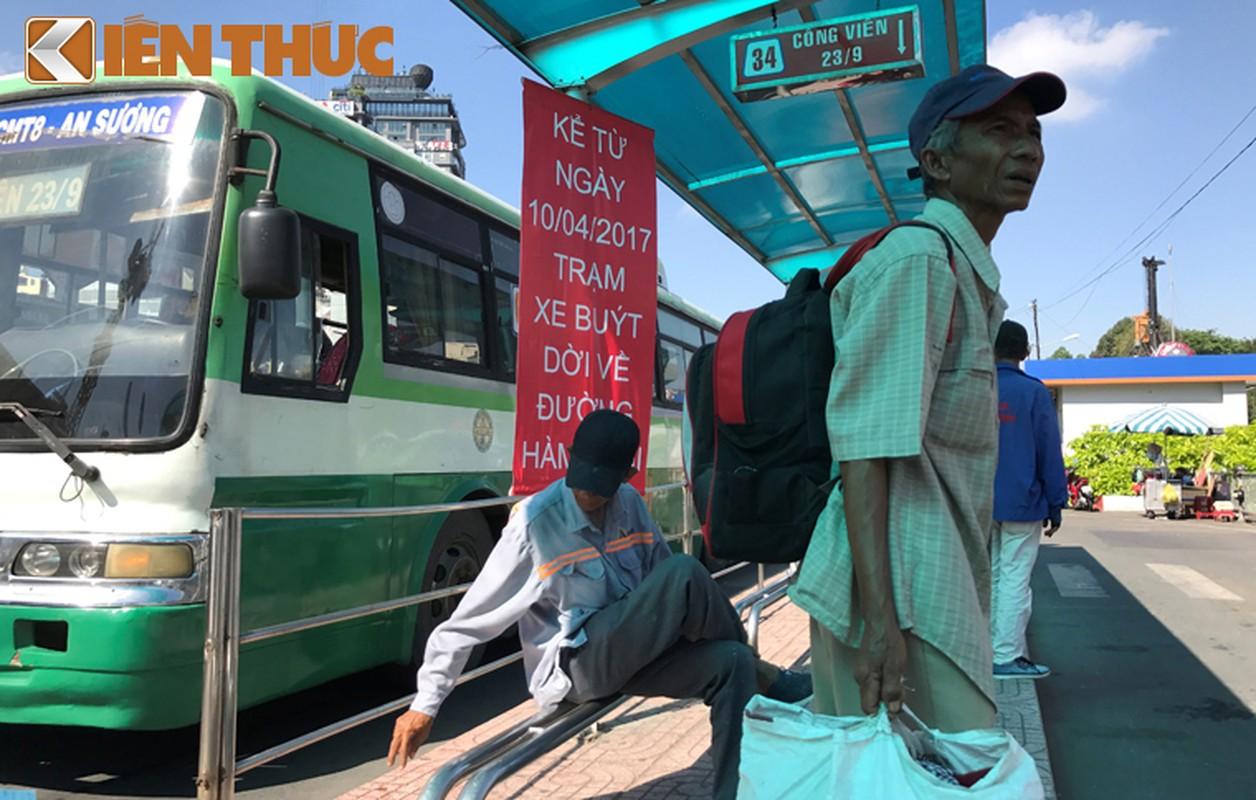 Anh: Ngay cuoi cung o tram xe buyt lon nhat Sai Gon-Hinh-12