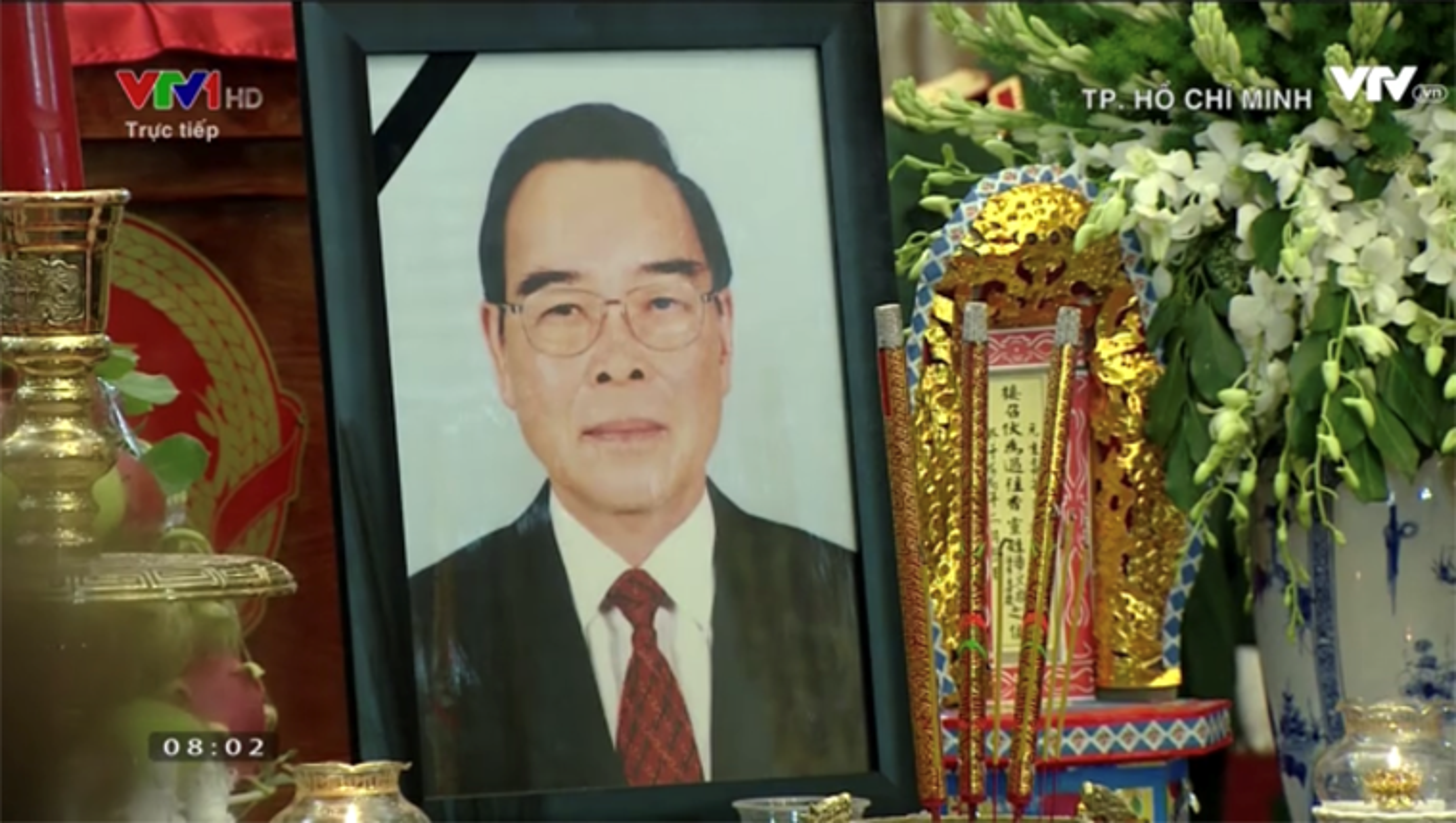 Bat dau le vieng nguyen Thu tuong Phan Van Khai o Hoi truong Thong Nhat-Hinh-5